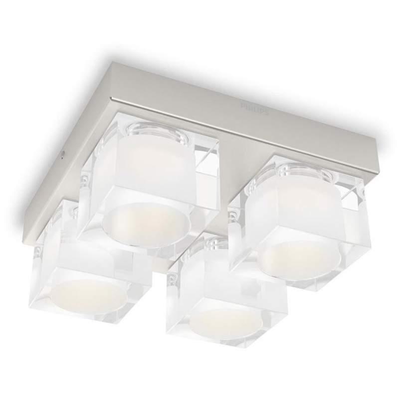 Tibris - LED plafondlamp met vier lichtbronnen
