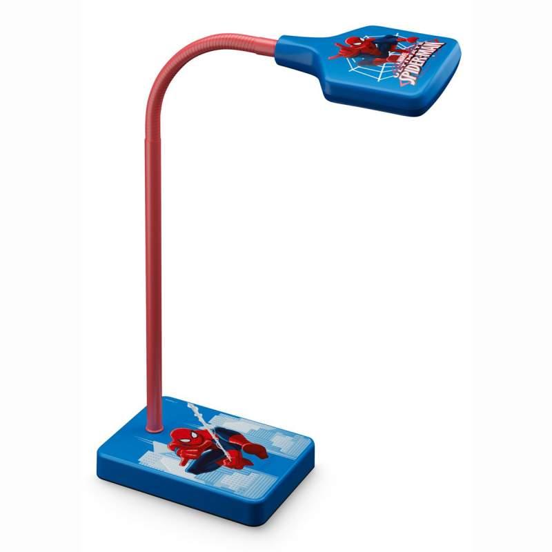 Spiderman - LED bureaulamp, kinderkamer