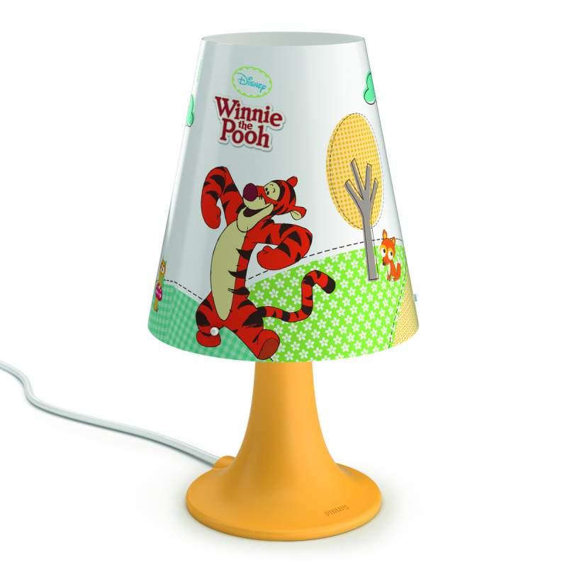 Schattig LED bedlampje Winnie The Pooh