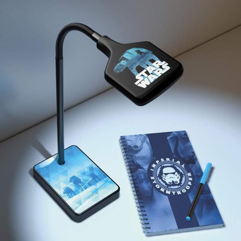 Geweldige LED bureaulamp Star Wars