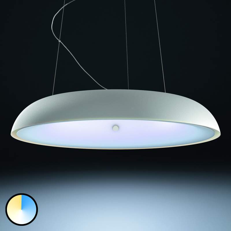 Philips Hue LED hanglamp Amaze in wit