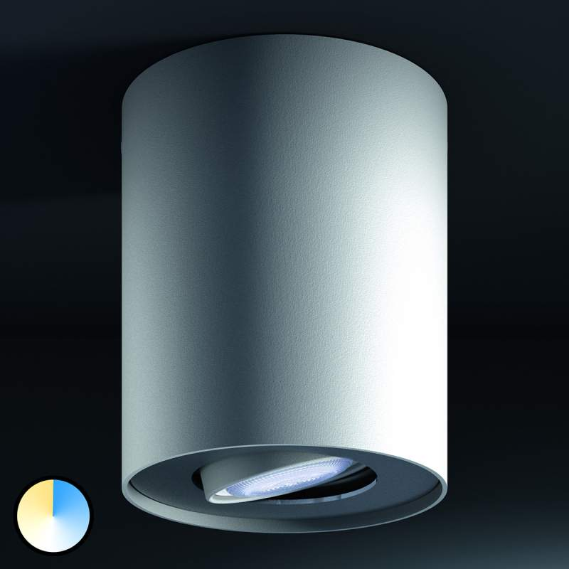 Pillar - Pilips Hue LED spot armatuur, dimbaar