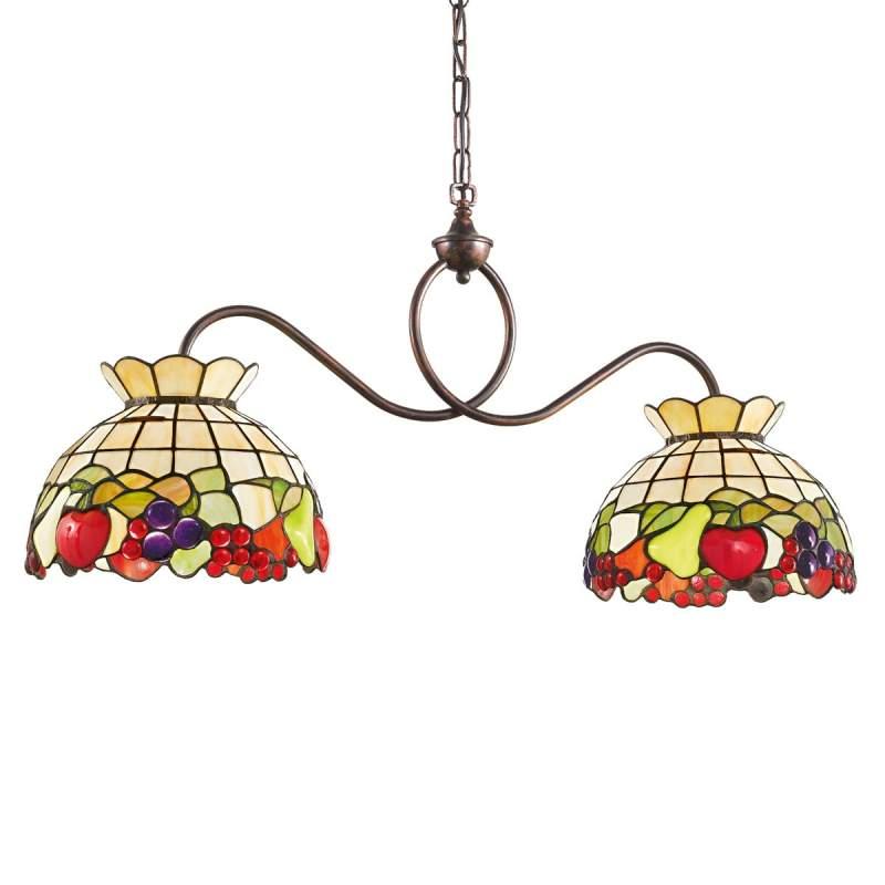 Hanglamp Mirella, 2-lichts