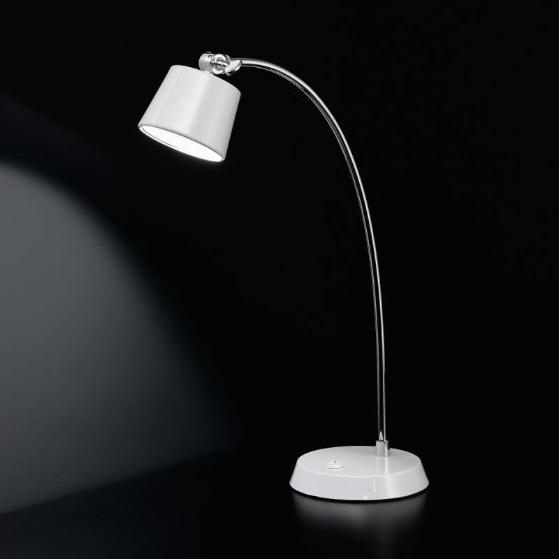 LED tafellamp Henry met kantelbare kop