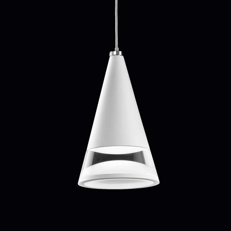 LED hanglamp Idoya met 1 lichtbron
