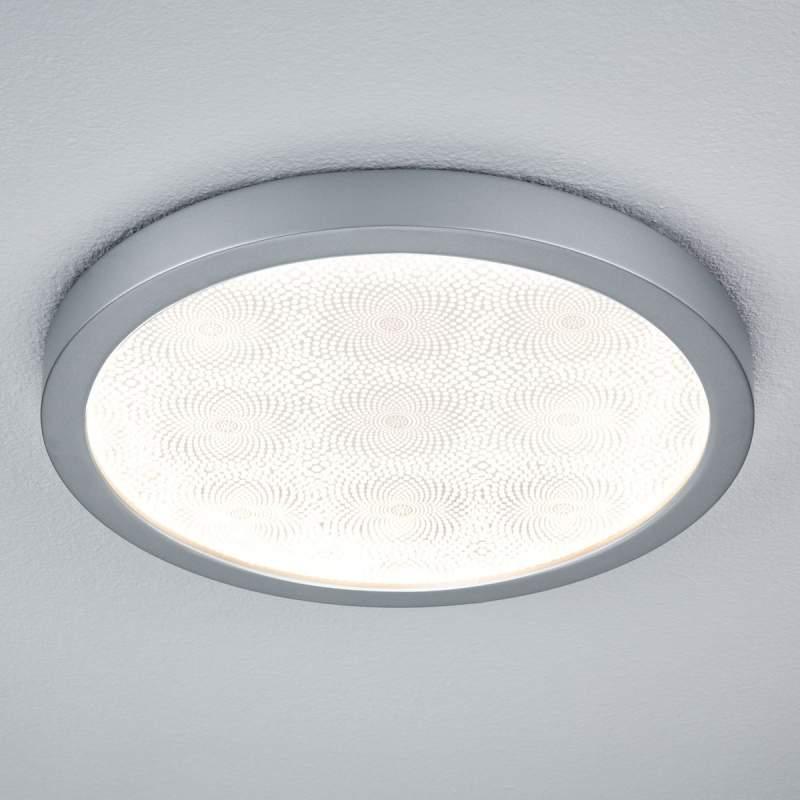 Krachtige LED plafondlamp Ivy voor de badkamer