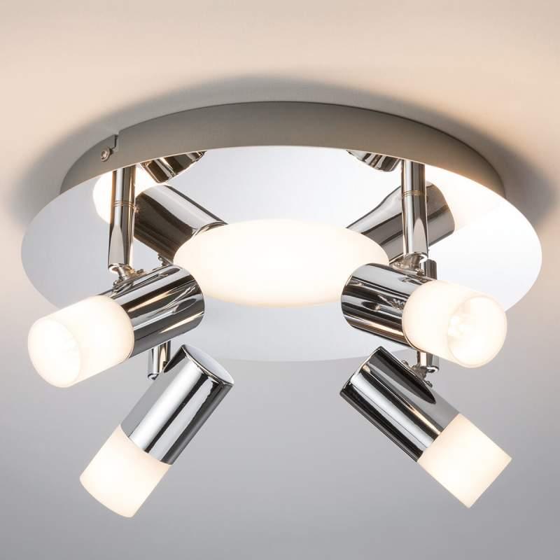 Met extra led's - plafondlamp Lagoon