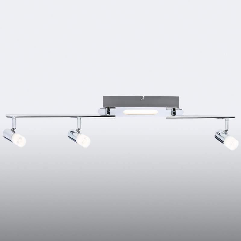 Plafondlamp Lagoon m. extra ledlicht.