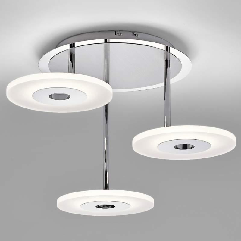 Adali LED plafondlamp, dimbaar via lichtschakelaar