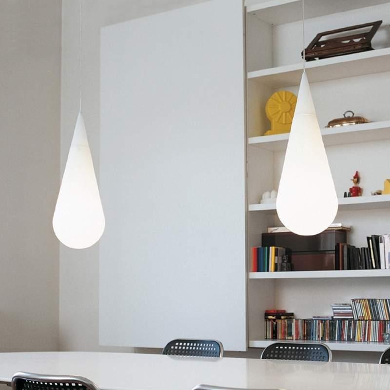 Druppelvormige hanglamp GOCCIA 63