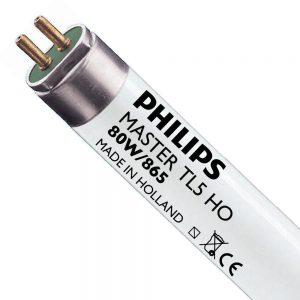 Philips TL5 HO 80W 865 (MASTER) | 145cm - Daglicht