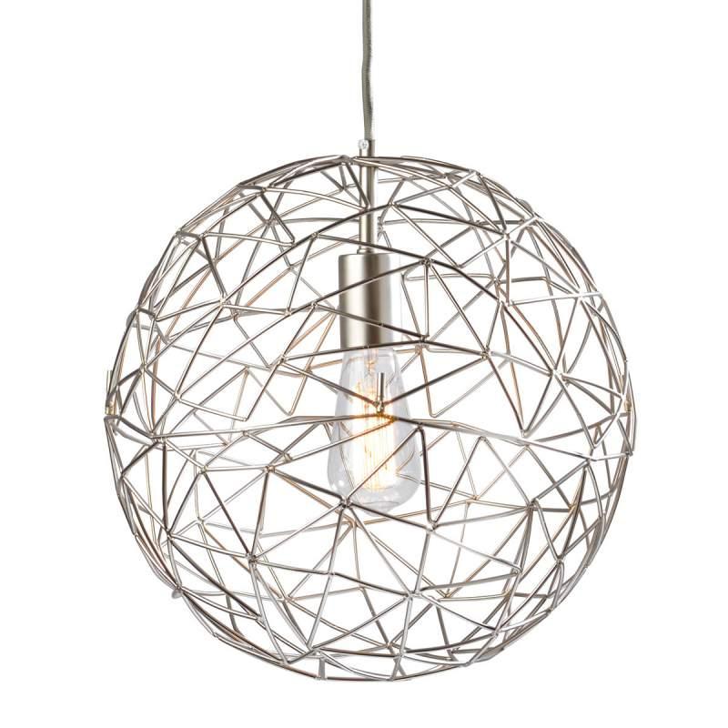 Metalen hanglamp Cage