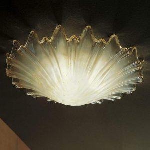 Plafondlamp CORTINA, handgemaakt in 3 afmetingen