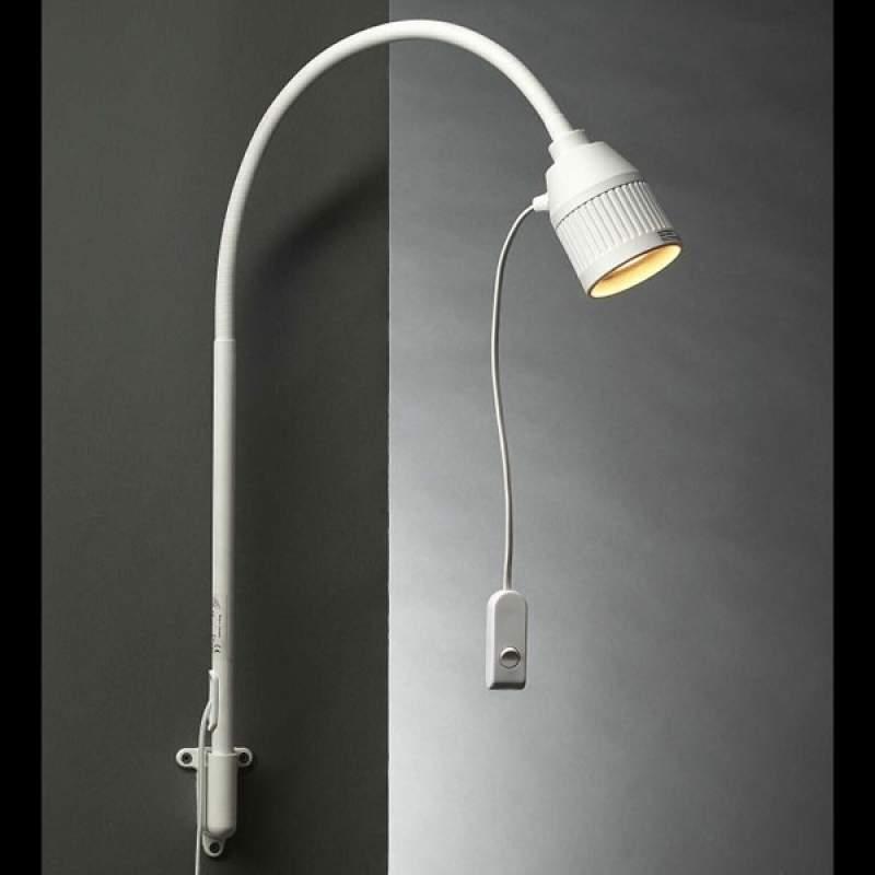 led-bedlampje met flexibele arm