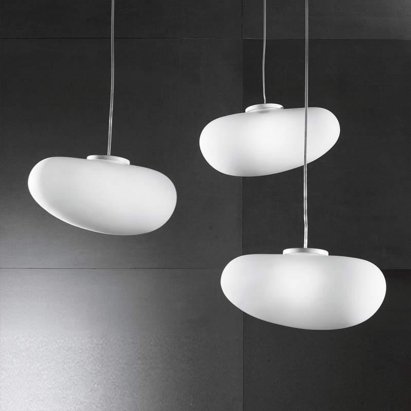 Esthetische hanglamp BLOB