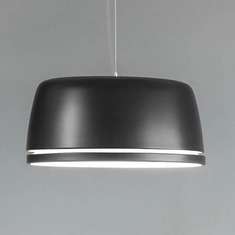 Designer LED hanglamp Central met lichtkier