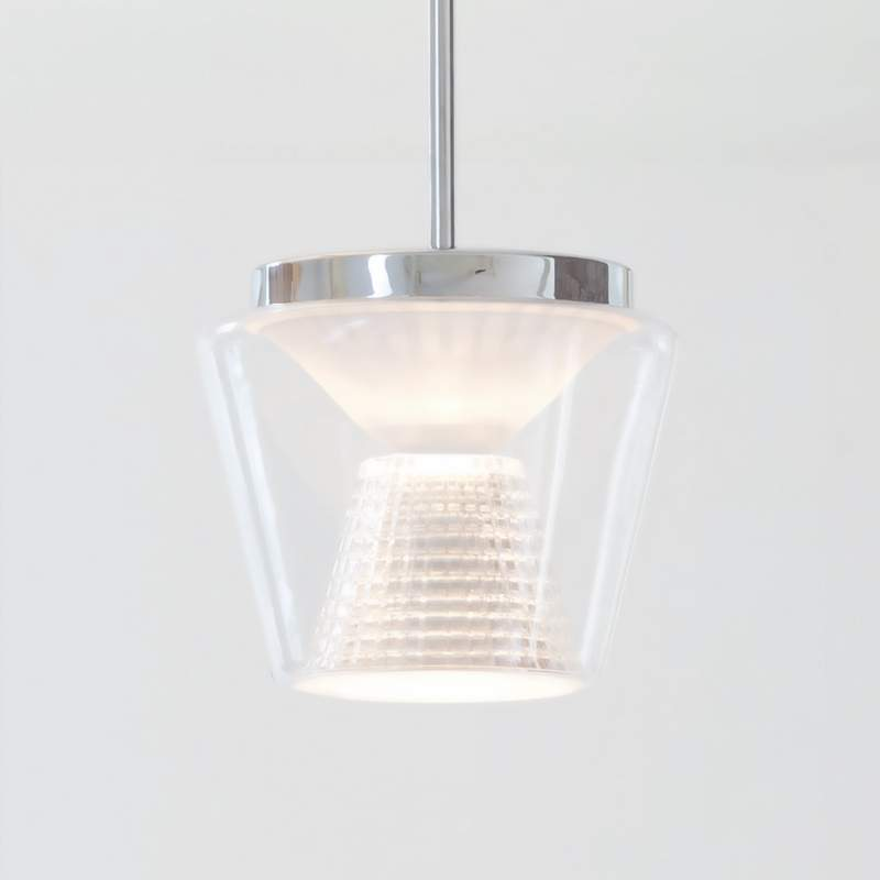 Met kristalglas - Led hanglamp Annex