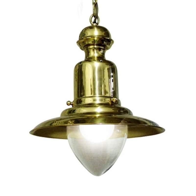 Stijlvolle hanglamp FISHERMEN, 33 cm