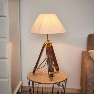 Tafellamp wordt vloerlamp - MINISTATIV