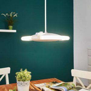 Heldere hanglamp Rondine