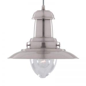 Maritieme hanglamp FISHERMAN, zilver