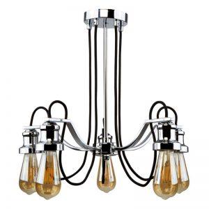 Celi - 5-lamps hanglamp