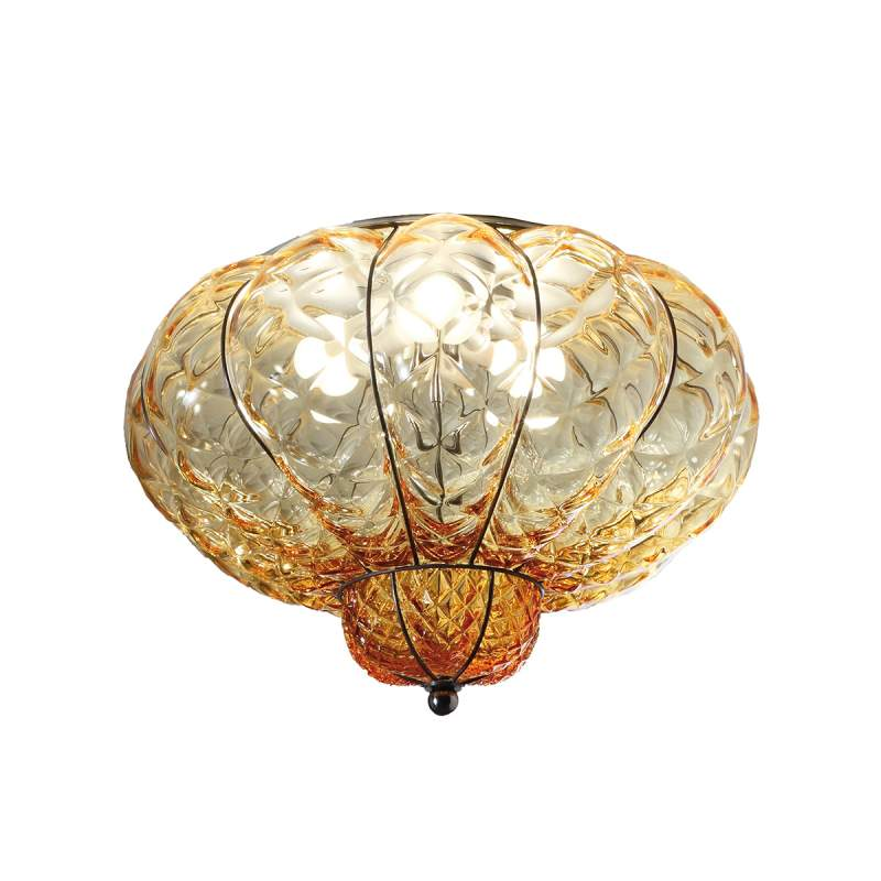 Klassieke plafondlamp SULTANO, 34 cm