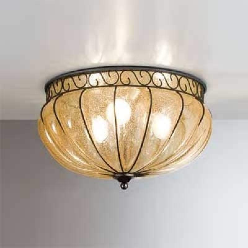 MARGHERITA klassieke plafondlamp, 37 cm