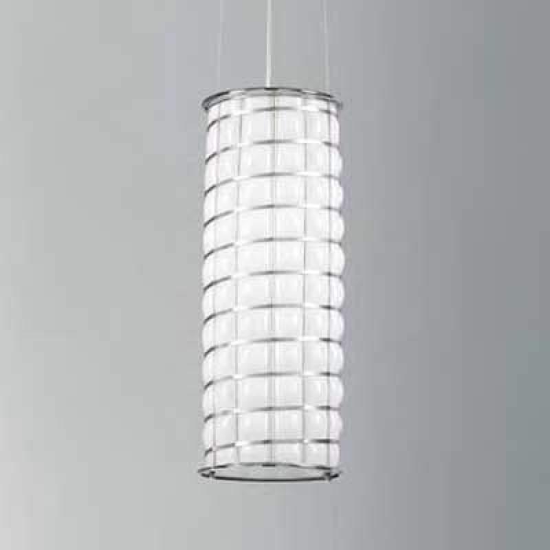 Handgemaakte hanglamp RETE, 46 cm