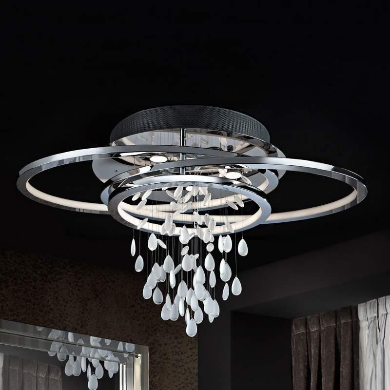 Exclusief ontworpen plafondlamp Bruma