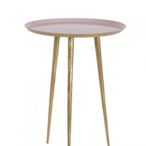 Light & Living Side table LAGINO pink