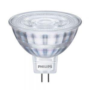 Philips CorePro LEDspot LV GU5.3 MR16 5W 827 36D | Zeer Warm Wit - Vervangt 35W