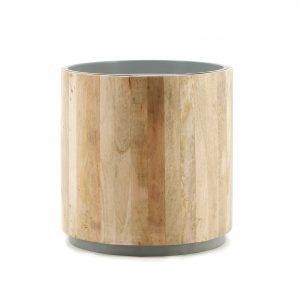 By Boo Coffeetable Tub light 45x45 - grey