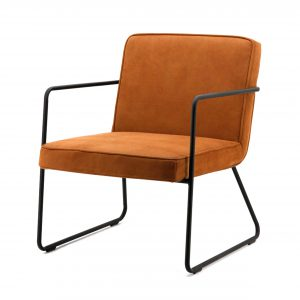 By Boo Fauteuil Alpha Cognac