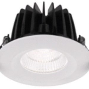 Noxion LED Spot Gimba IP44 2700K Aluminium 6W   Beste Kleurweergave - Dimbaar