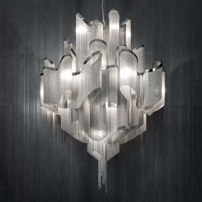 Uitzonderlijke hanglamp Stream 80 cm