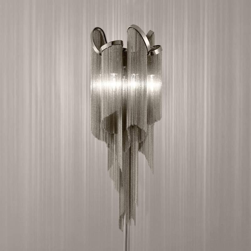 Stream - expressieve vloerlamp