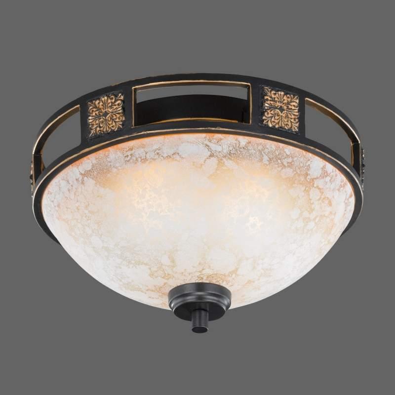 Caecilia plafondlamp, antieke vormgeving, 33 cm