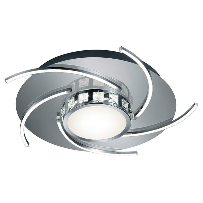 Torino - edele, heldere LED plafondlamp, dimbaar
