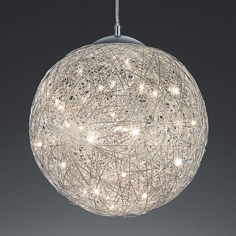 Thunder - adembenemende LED hanglamp Ø 40 cm