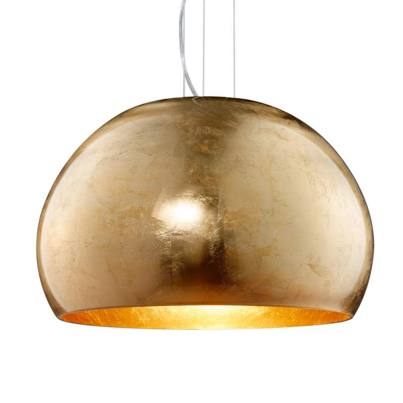 Goudkleurige hanglamp Ontario