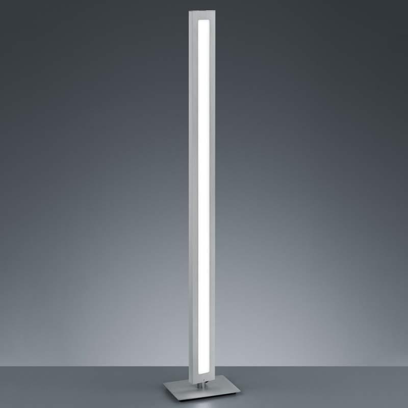 Puristisch ontworpen LED staande lamp Silas