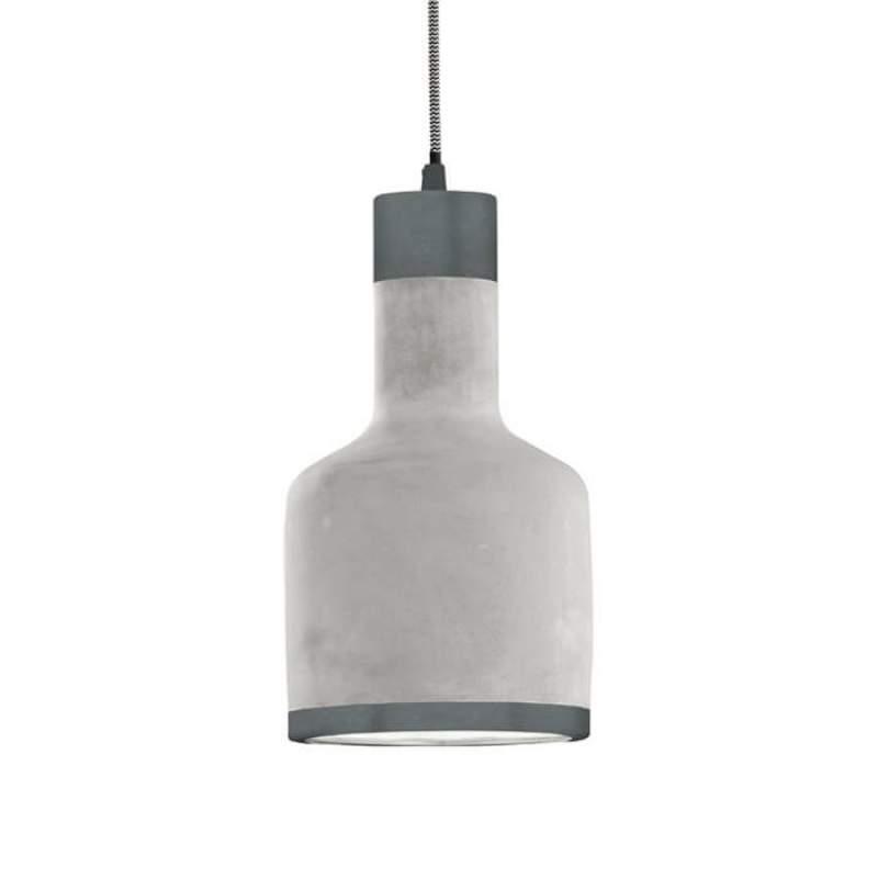 Rodney - prachtig gevormde betonnen hanglamp
