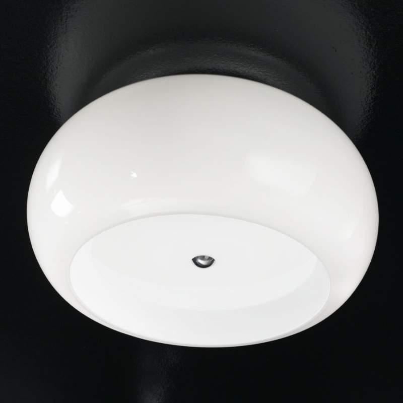 Ronde plafondlamp BULLEA, diameter 50 cm