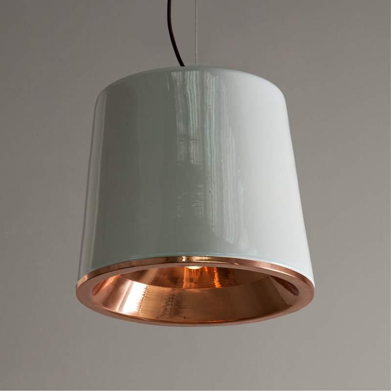 Keramische hanglamp Henry 37 cm