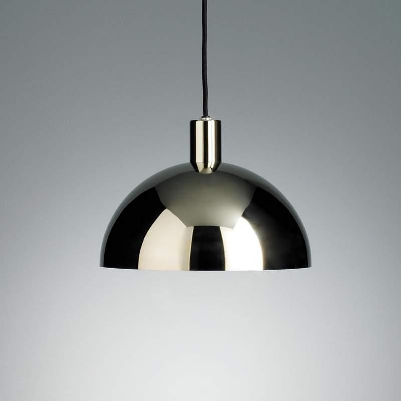 1925er Bauhaus-hanglamp zonder katrol, aluminium