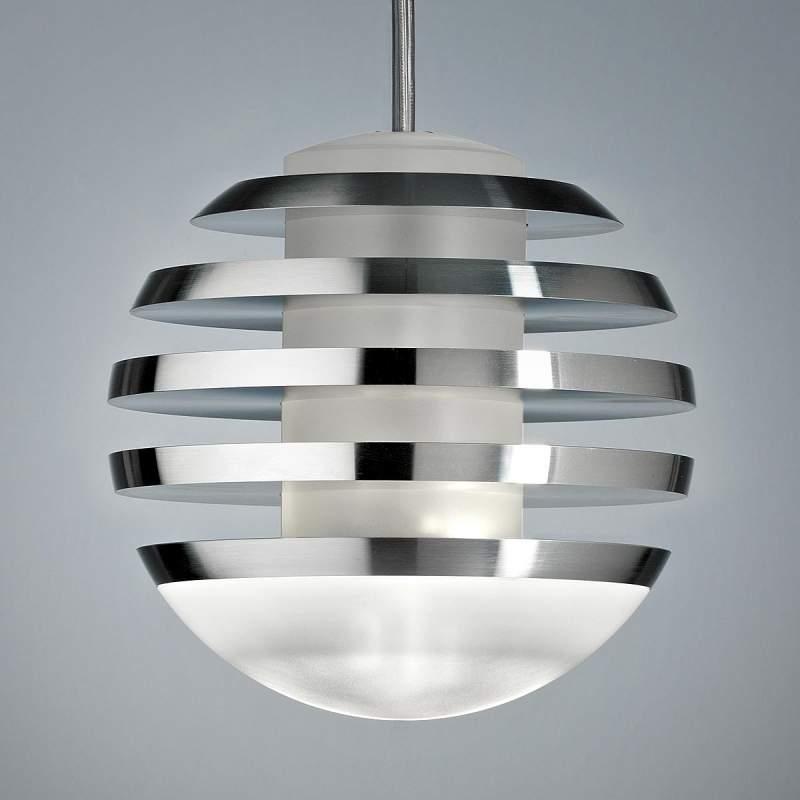 led-hanglamp BULO, aluminium