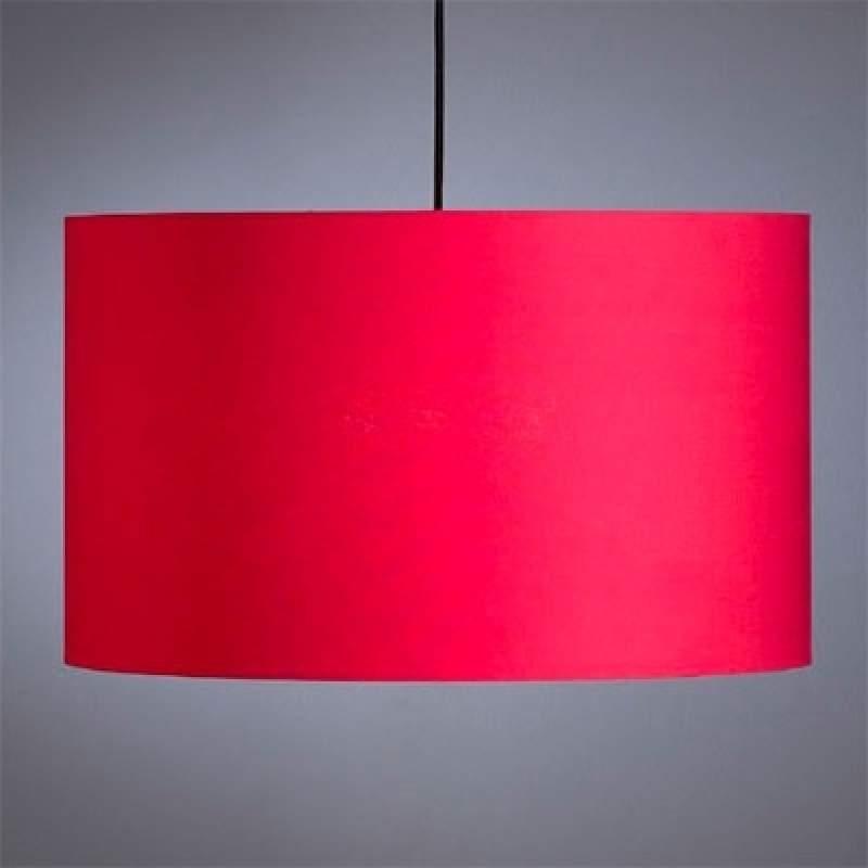 Rode pendellamp van Schnepel