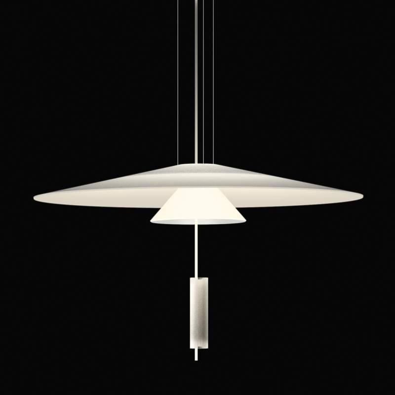 Designer hanglamp Flamingo met ledlamp