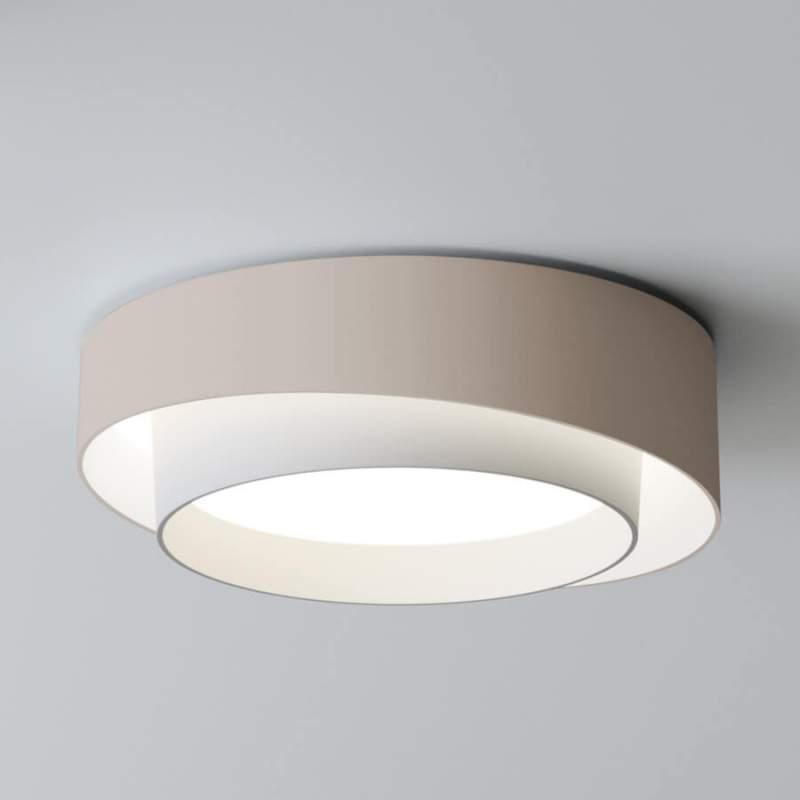 Heldere led plafondlamp Centric, room